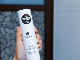 Arena Power Hydro Mask
